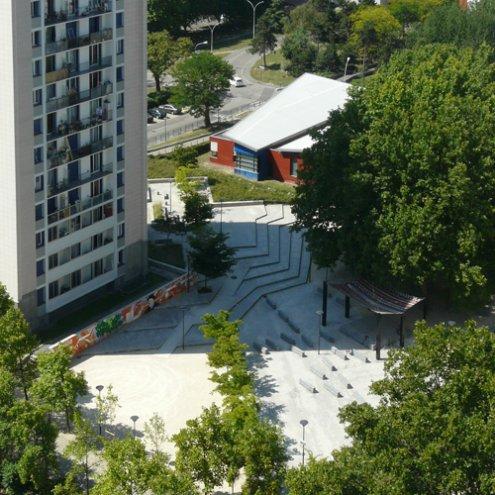 Projet Centre Ville Ilot  Saint Denis
